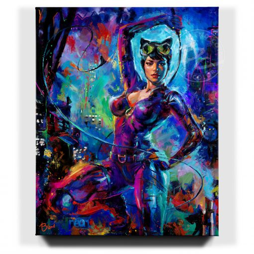 Catwoman - Limited Edition Canvas