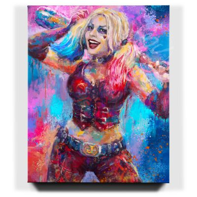 Daddy's Little Monster - Limited Edition Canvas