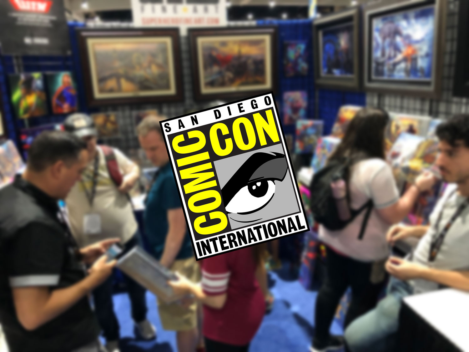 Thank you SDCC 2019 Attendees and Fans!