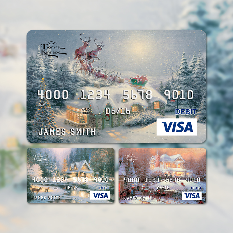CARD.com Christmas debit cards