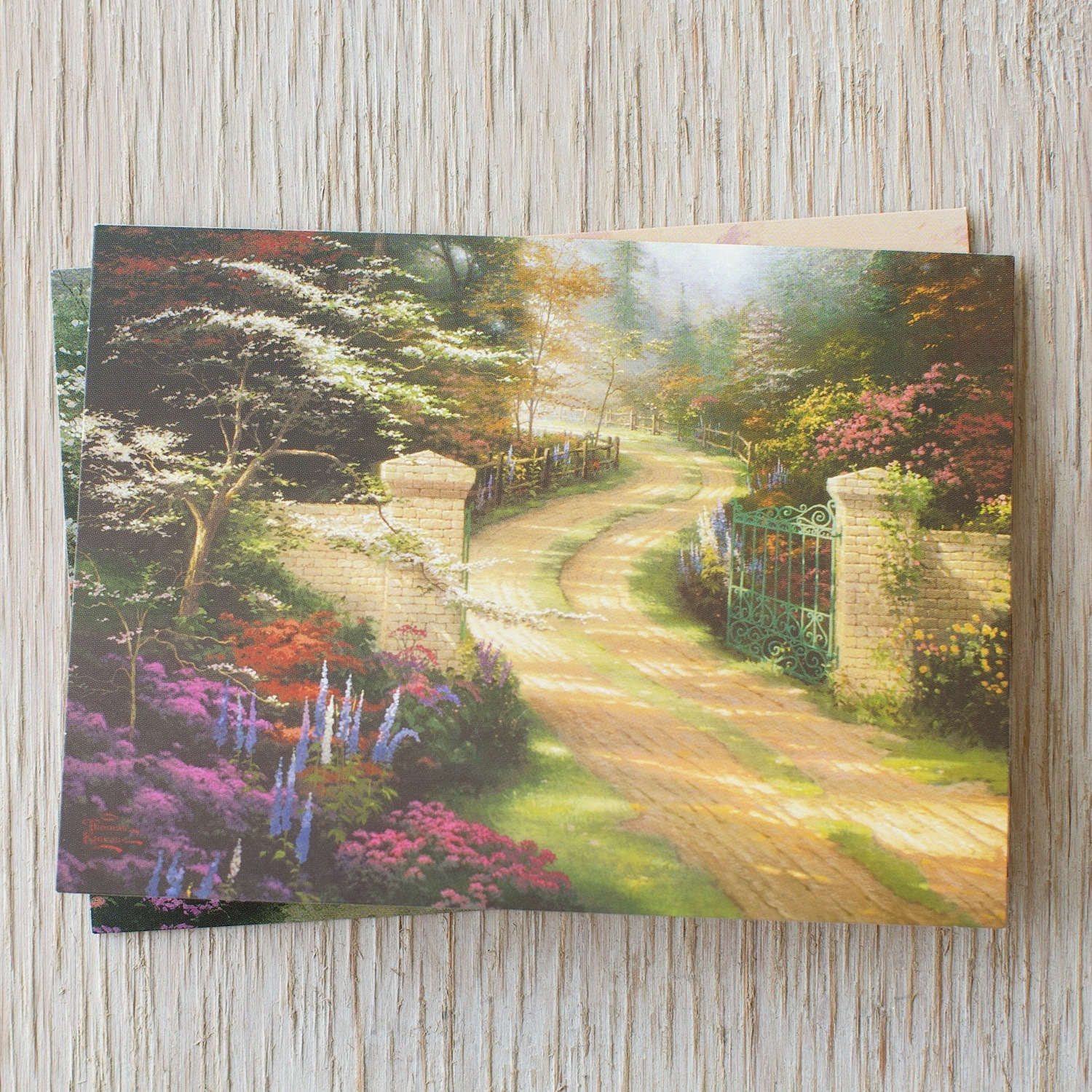 """Dayspring """"Thank You"""" cards"""