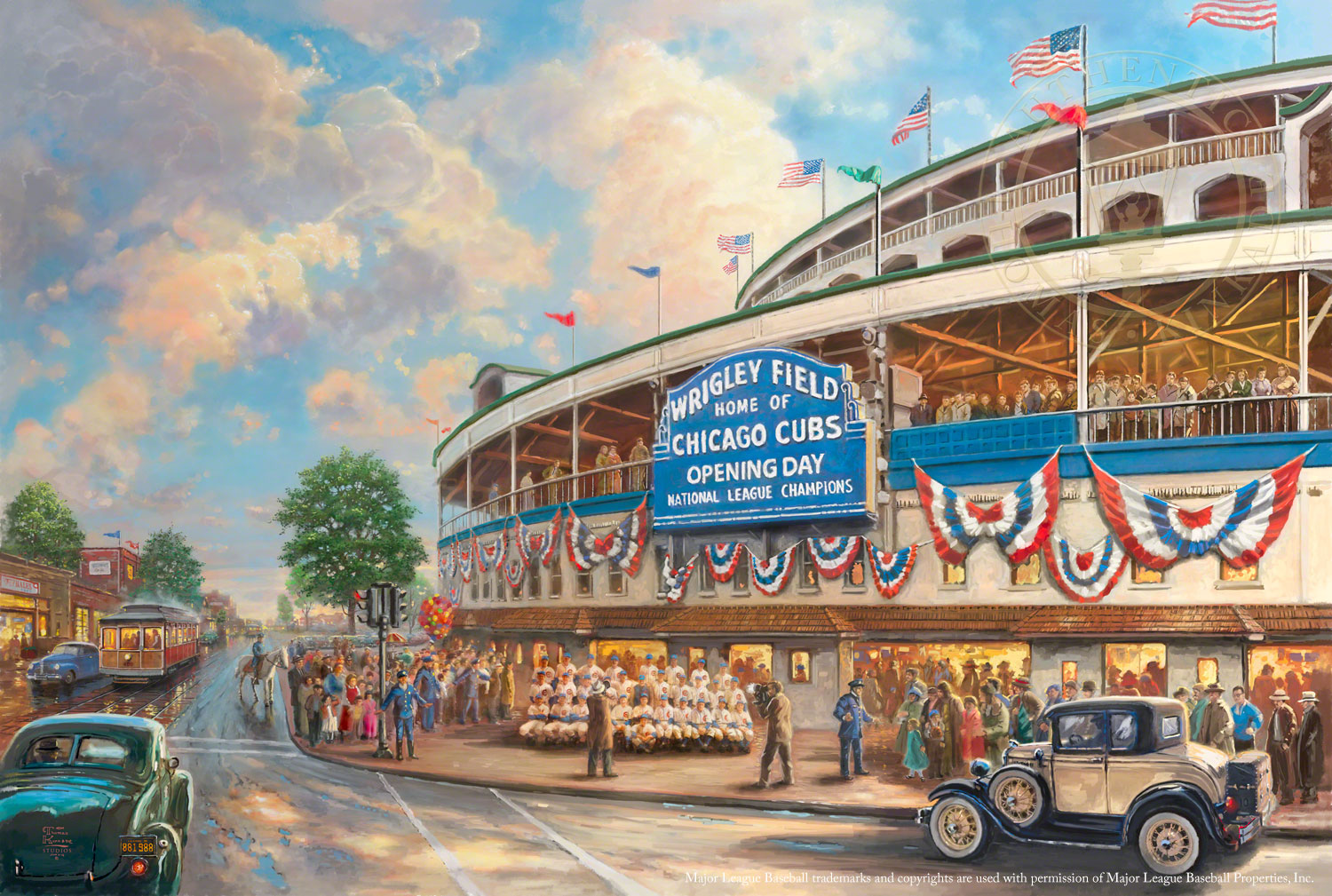 Wrigley Field™ : Memories and Dreams