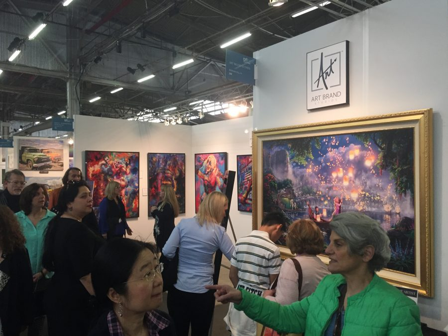 Event Report – Artexpo 2017