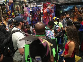 New York Comic Con 2017 Recap