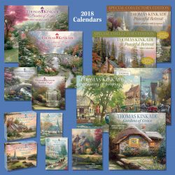 AMU Thomas Kinkade Calendars