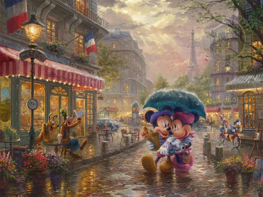 New Release – Mickey and Minnie in Paris