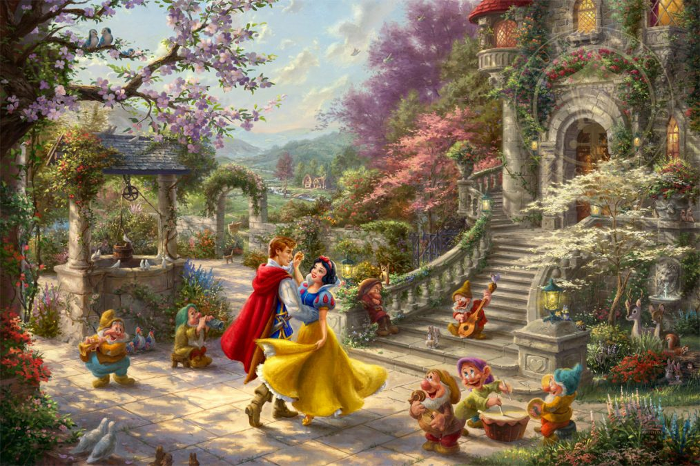 New Release – Snow White Dancing in the Sunlight