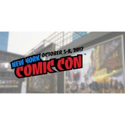 Blend Cota and The Color Collection at New York Comic Con