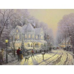 Park West Gallery Offers Thomas Kinkade Art on Canvas