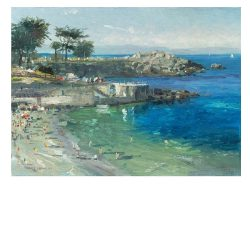 Thomas Kinkade's Pacific Grove