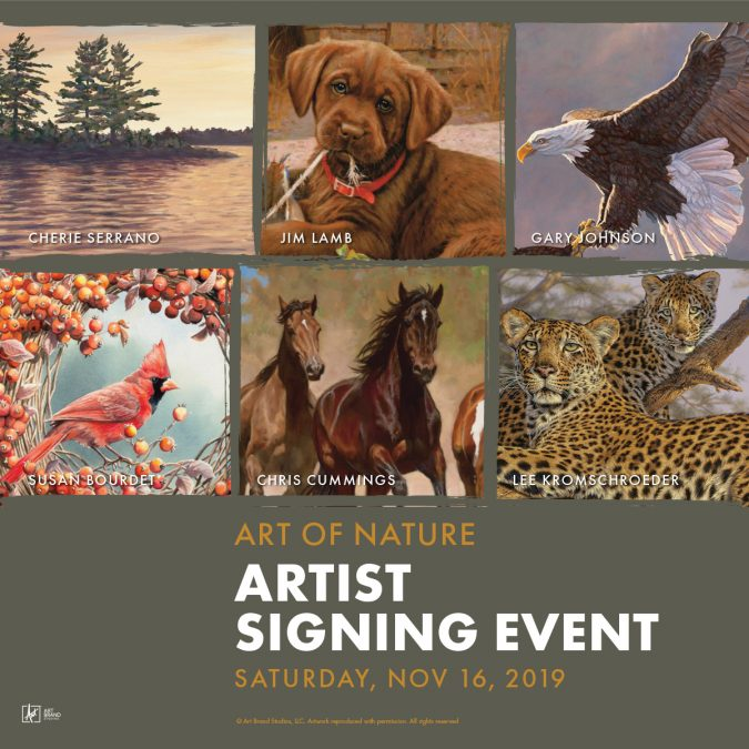 "Wild Wings' Artists to Showcase Original Artwork at ""Art of Nature"" Event"